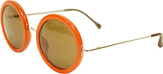 f6e2c43e8742 1stdibs Linda Farrow The Row Round Amber Frame Sunglasses