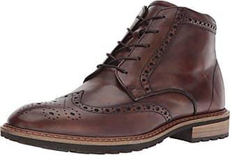 Ecco Mens Vitrus I Tie Boot Oxford, Nature Wingtip, 40 M EU (6-6.5 US)