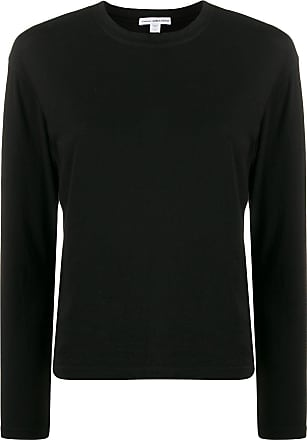 James Perse jersey T-shirt - Black