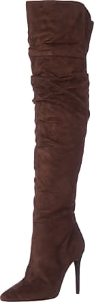 Jessica Simpson Womens Ladee Fashion Boot, Slumber Brown, 6.5