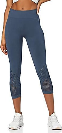 AURIQUE Velour Panel Leggings sportivi Donna