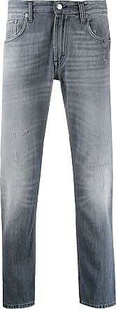 Department 5 Calça jeans reta Corkey - Preto