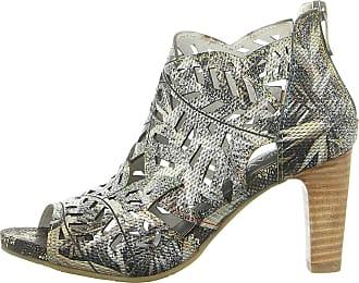 02aec7ffb11 Laura Vita Womens Sandalette Fashion Sandals Black Black Black Size  7 UK