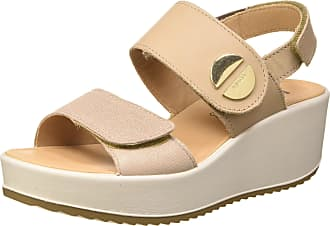 Igi & Co Womens Sandalo Donna Dcd 51782 Platform Sandals, Gold (Platino 5178222), 3.5 UK