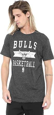 NBA Camiseta NBA Chicago Bulls Grafite