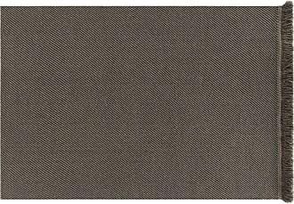 GAN Rugs Garden Layers Diagonal Teppich 200x300cm - aloe-grau/Handwebstuhl