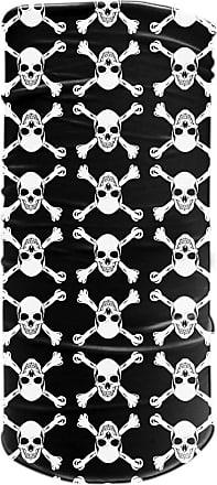 Bang Tidy Clothing Face Mask Tubular Neck Warmer & Snood Skull & Bones 1 Biker Bandana Sports Head Wrap