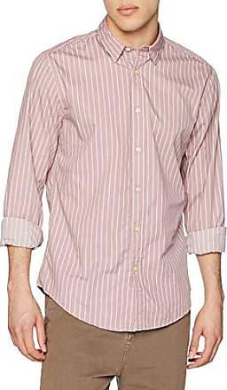 Springfield Lib Flower Print Camisa Casual para Hombre