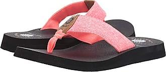 Yellow Box Nappar (Coral) Womens Shoes