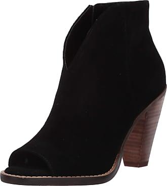 Jessica Simpson Womens Jillrie Fashion Boot, Black, 5.5