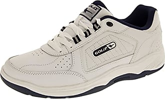 Gola Mens Belmont Suede Wf Fitness Shoes (White, Numeric_9)