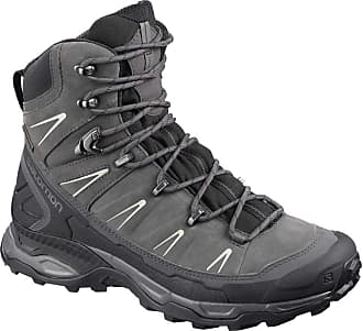 Salomon Womens Shoes X Ultra Trekgtx Hiking, Gray (Black/Magnet/Mineral Gray), 6.5 UK
