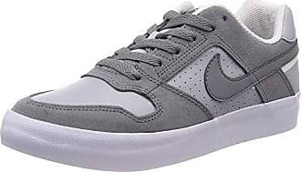 quality design 7a066 02bad Nike SB Delta Force Vulc Chaussures de skateboard - Homme - Gris (Cool Grey