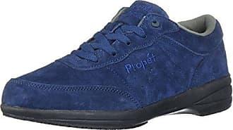 Propét Propet Womens Washable Walker Walking Shoe, SR Indigo, 7 S US