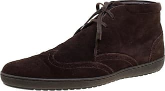 95a0e3943f5c Louis Vuitton Brown Suede Sneaker Boots Size 43.5
