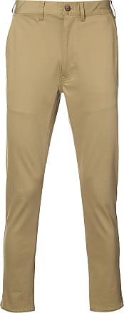 321 skinny-fit trousers - NEUTRALS