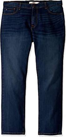 Cobble Black Comfort Tommy Jeans Mens Original Steve Slim Athletic Fit Jeans With Skinny Ankle 36X30