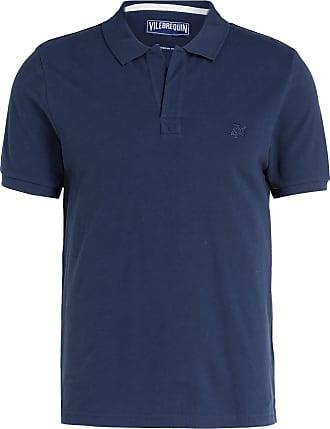 Vilebrequin Piqué-Poloshirt Regular Fit - NAVY