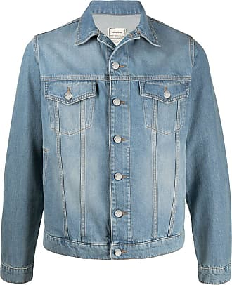 Zadig & Voltaire Base embroidered denim jacket - Blue