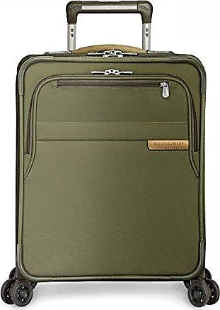 Briggs & Riley Baseline Commuter Expandable 19 Spinner, Olive, One Size