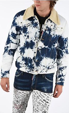 Dsquared2 Denim Vintage Effect DAN Jacket size 56
