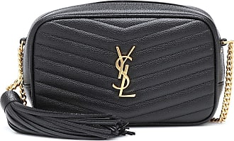 Saint Laurent Borsa a tracolla Lou Mini in pelle