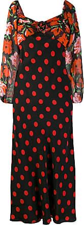 Rixo Vestido Josephine - Preto