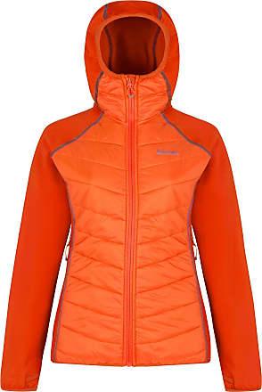Regatta Great Outdoors Womens/Ladies Andreson II Hooded Insulated Jacket (20) (Pumpkin/Cinnamon)