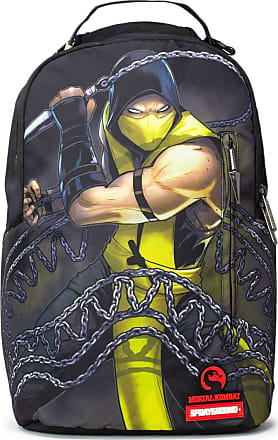 Sprayground Sprayground Mortal Kombat Scorpion Backpack - Purple