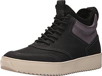 42e13a415e3 Steve Madden Mens Zerodawn Fashion Sneaker Black 12 UK US Size Conversion M  US