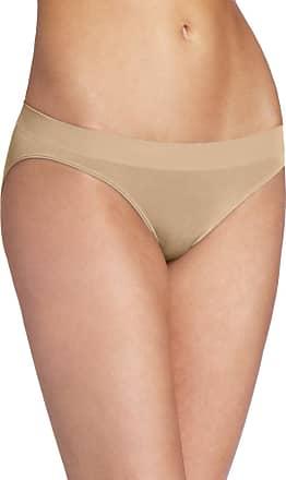 Wacoal womens832175B Smooth Bikini Panty Bikini Underwear - beige - Medium