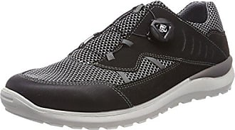 Ricosta EU Graphit Baskets Schwarz 43 Homme Dries wqfOaw0
