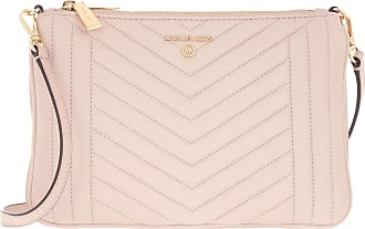 Michael Kors Cross Body Bags - Jet Set Charm LG Double Pouch Xbody Soft Pink - rose - Cross Body Bags for ladies