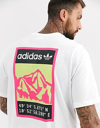 adidas originals california t shirt nero and bianca