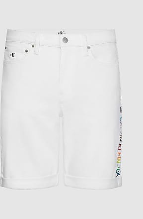Calvin Klein Slim Fit Denim-Shorts