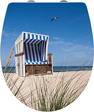 WENKO Tavoletta WC Poltrona da spiaggia, WENKO