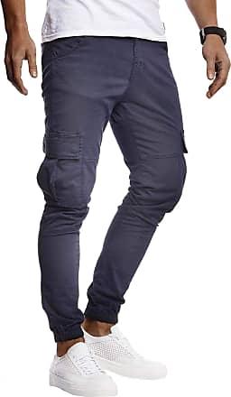 LEIF NELSON Mens Jeans Trousers Pants LN-9285 Blue W31/L30