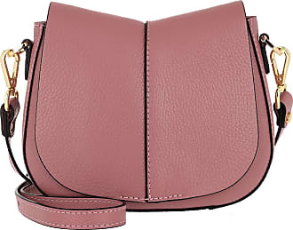 Gianni Chiarini Cross Body Bags - Helena Round Nastro Rosedawn - rose - Cross Body Bags for ladies