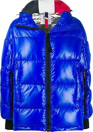 Rossignol oversize puffer jacket - Blue