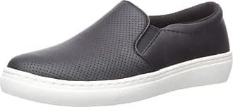 Skechers Womens Goldie-Plane Jane Sneaker, Black, 5.5 M US