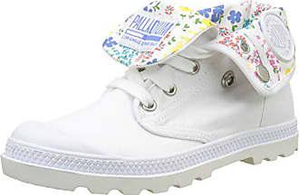 45e21b6d8c8f9c Palladium Damen Baggy Low Lp Hohe Sneaker Weiß Star White L68