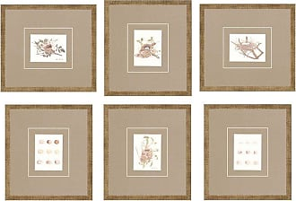 Paragon Picture Gallery Paragon Nests Framed Wall Art - Set of 6 - 1564