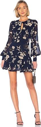 Bardot Tammy Dress in Navy