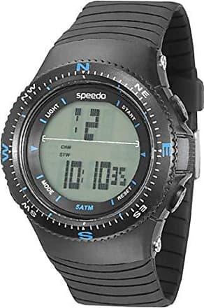 Speedo Relógio Speedo 81087g0egnp3k4 Com Iluminação + Calendário E Cronômetro
