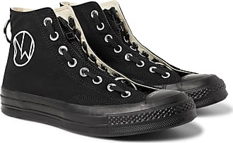 Converse + Undercover Chuck 70 Canvas High-top Sneakers - Black