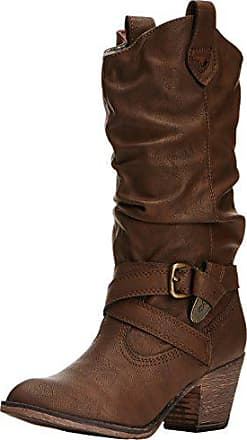 Rocket Dog Stivali Donna, colore Marrone (Chocolate), taglia 41 EU (UK