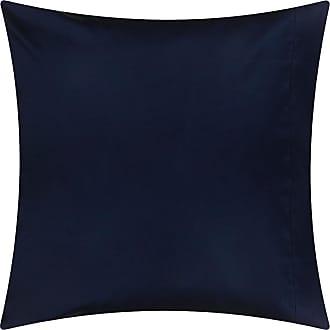 Ralph Lauren Home Langdon Solid Pillowcases - Navy - Set of 2 - 65x65cm