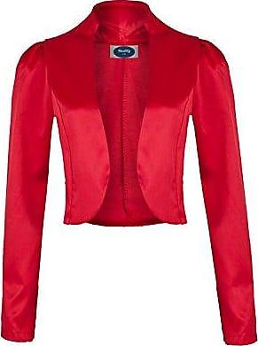 Bolerojacken in Rot: 114 Produkte bis zu −60% | Stylight