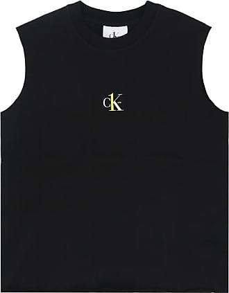 Calvin Klein Jeans Calvin klein jeans Small logo sleeveless t-shirt BLACK BEAUTY XS