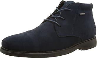 Geox Brayden Stiefel blau Wasserdicht Gr 45